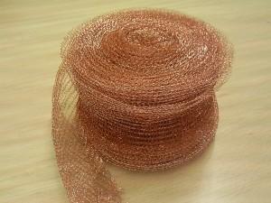 Estropajo de cobre tejido oikos tecnics - Limpieza de cobre ...