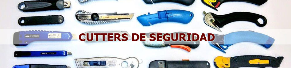 cutters de seguridad